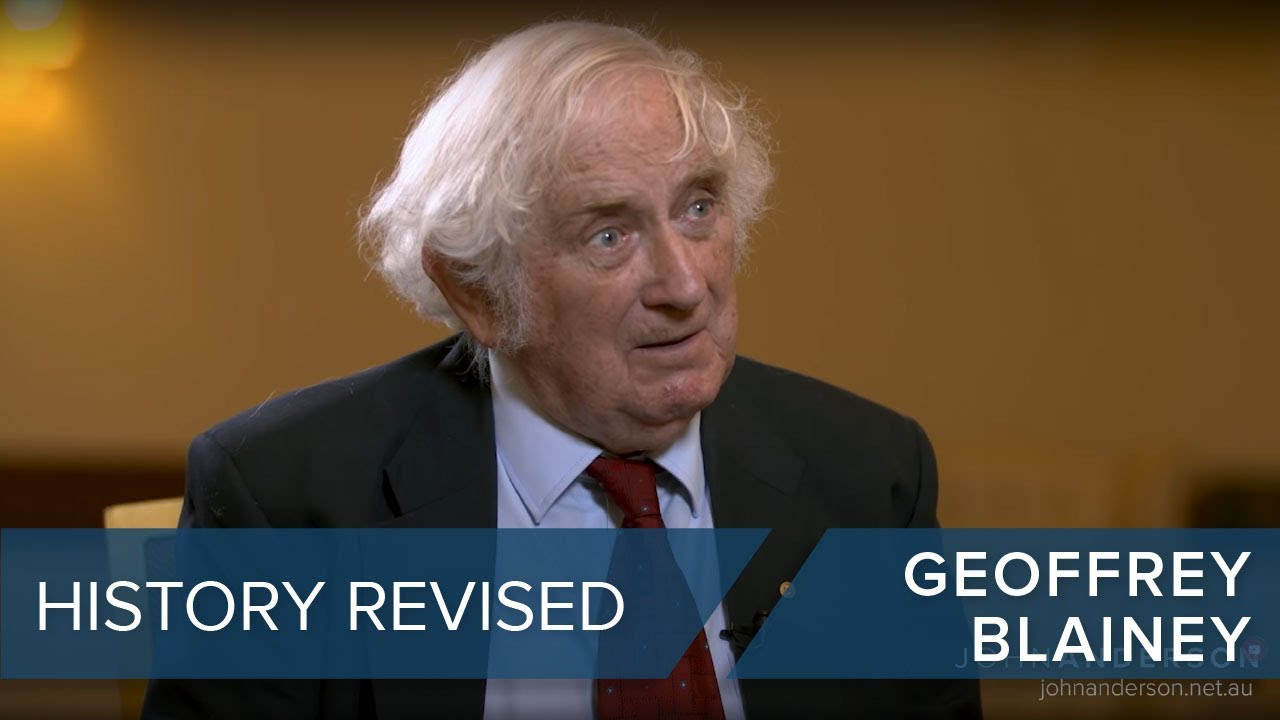 Geoffrey Blainey   History Revised