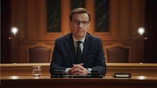 Ulf Kristersson (M) - Tal till nationen - mitt Sverige 2028