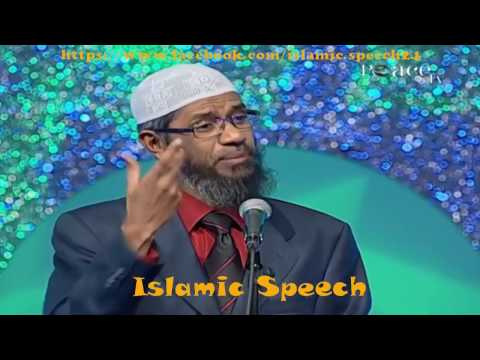 A Brother Says to Dr Zakir Naik Why are you here?  Go back to Pakistan!