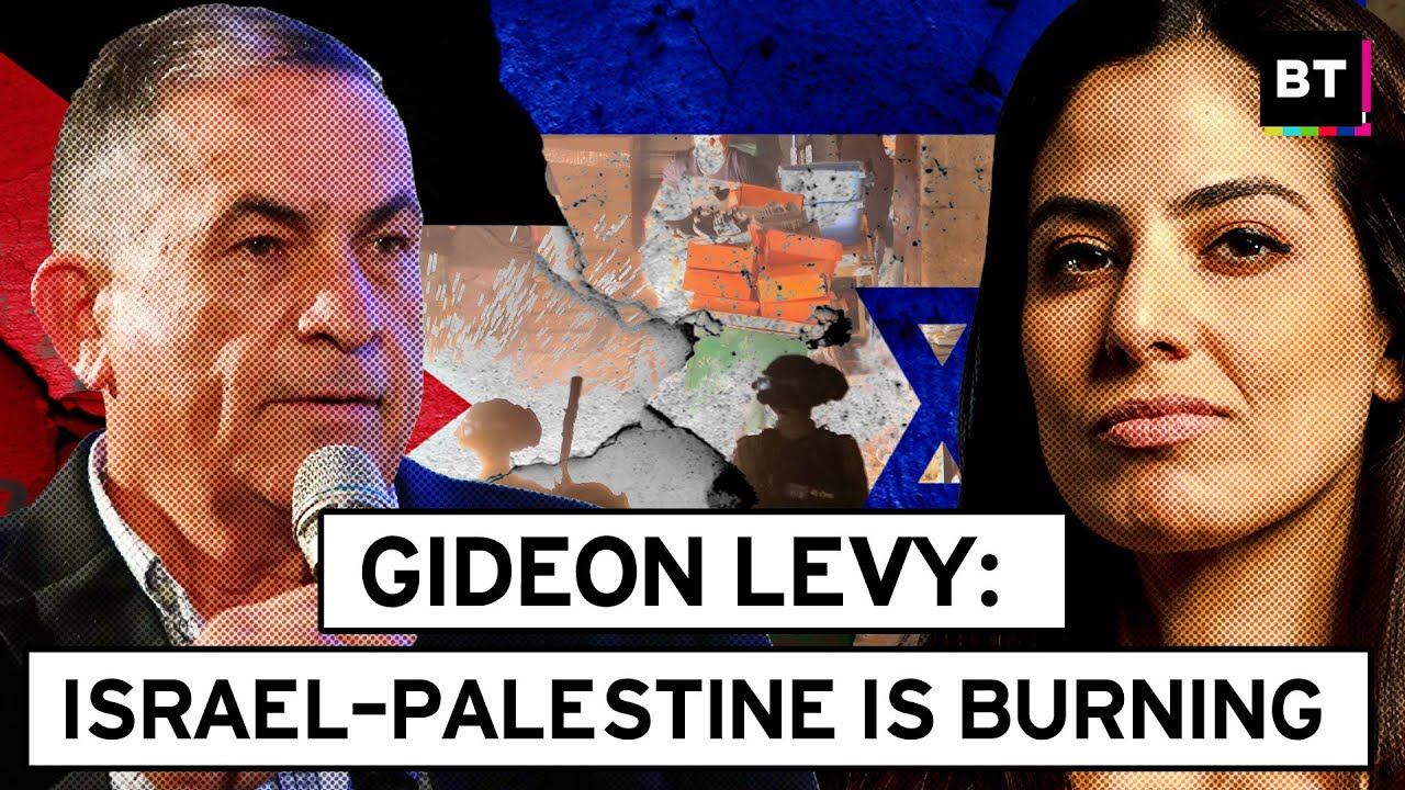 Gideon Levy makes sense of the violence consuming Israel-Palestine