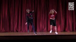 Christmas Show by Grzegorz & Agnieszka at MXDC 2017 Cabaret