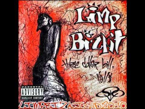 Limp Bizkit - Nobody Loves Me (Three Dollar Bill Y'all $) [HQ]