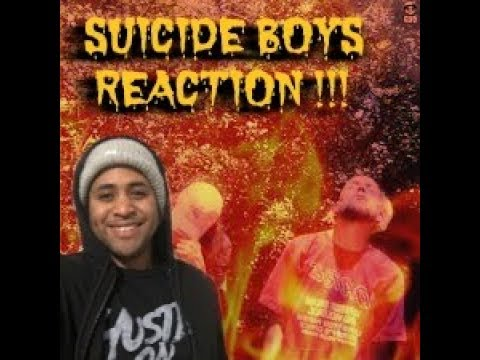 FIRST TIME LISTEN!!! - SUICIDE BOYS - Reaction/Review (Subscriber Request)