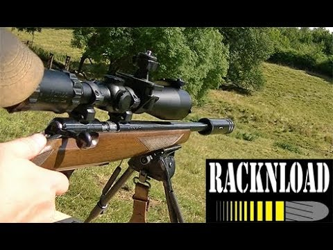 Browning T - Bolt (RANGE TIME) With SRSpower By RACKNLOAD
