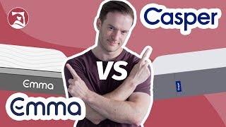 Casper Vs. Emma - Which All-Foam Mattress Will You Choose?