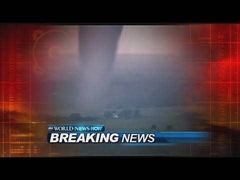 Oklahoma City Tornado 2013: World News Now