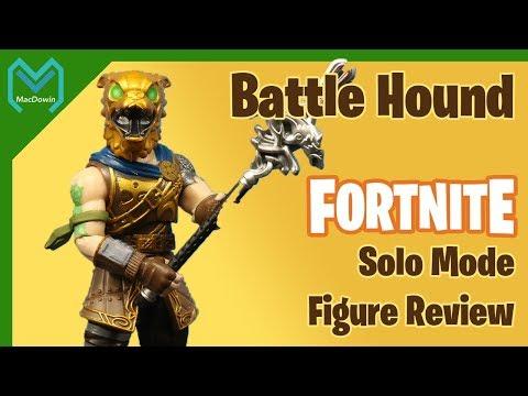 Battle Hound Jazwares Fortnite Action Figure Review