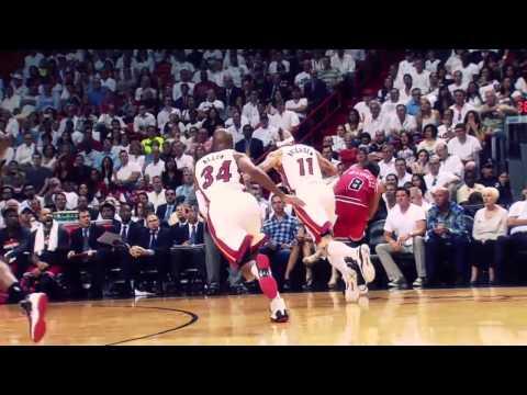 nba 2013 playoffs Chicago Bulls VS Miami Heat Series Recap ᴴᴰ