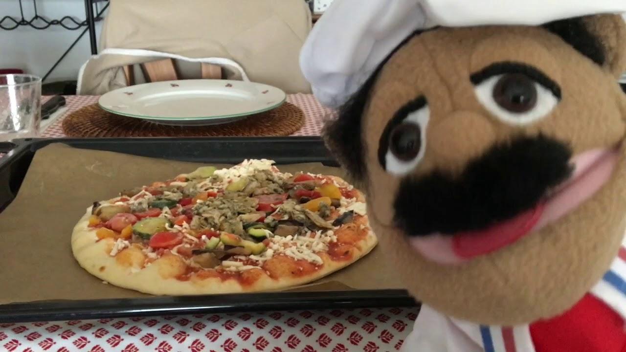 Pizza pour ce midi