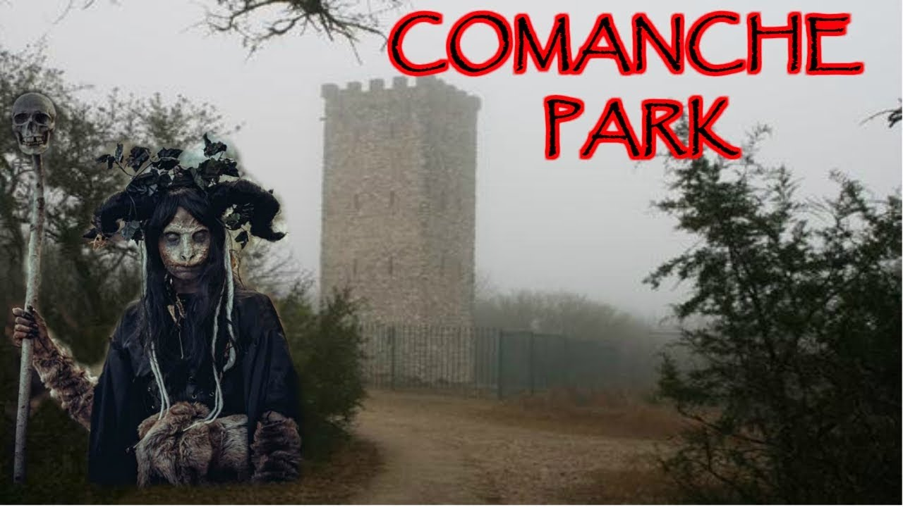 (DAYTIME) Haunted andd Hot Camanche Lookout Park!!