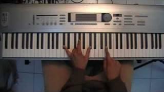 Piano Tutorial of Chris Brown & Keri Hilson