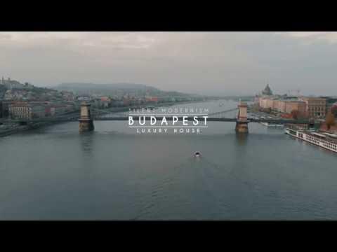 Silent Modernism - Luxury Villa - Budapest, Hungary