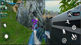 Counter Terrorist Robot Game: Robot Shooting Games - Android GamePlay - Shooting Games Android