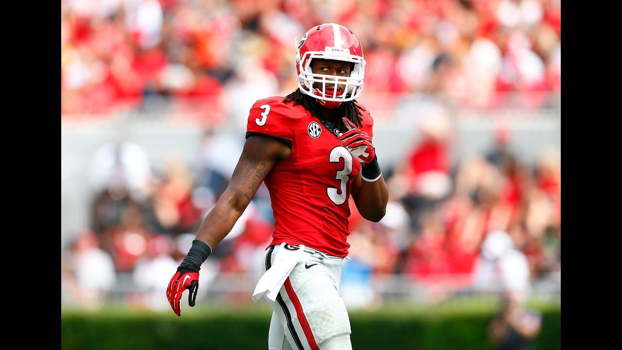 the latest 54bc1 c77c5 Todd Gurley Highlights HD | Georgia | 2015 NFL Draft