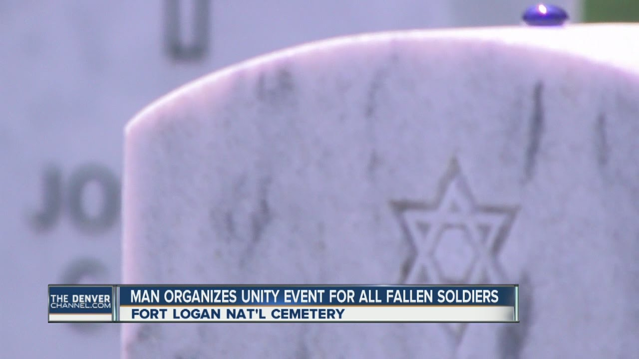 Highlands Ranch Man Organizes Events For All Fallen Soldiers Youtube