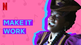 Make It Work | Clipe Musical Uma Invenção de Natal | Versão em Português | Netflix Brasil