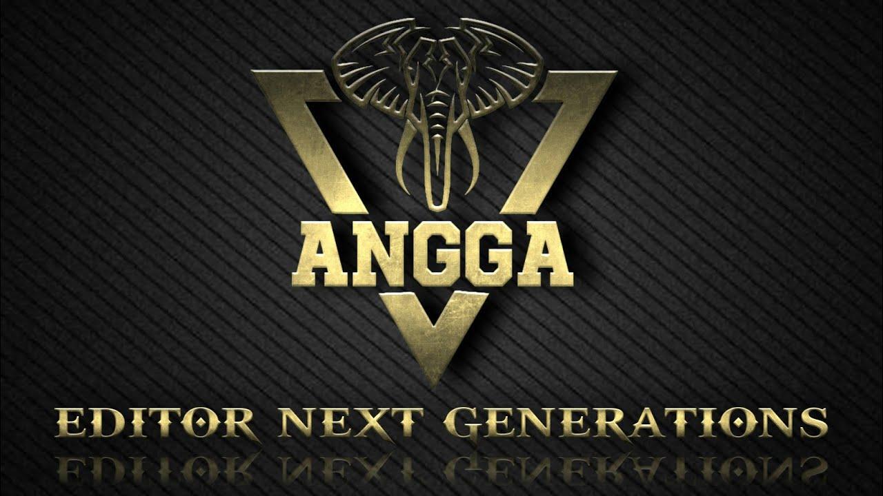 Cara membuat logo keren di picsay pro dan pixellab-Angga ...