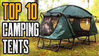 TOP 10 BEST CAMṖING TENTS 2020