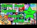 Game Pass Update August 2018 , All The games in Game pass August 2018 , Game pass New Games August