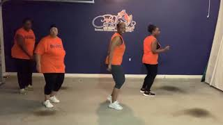 """Lie to Me"" Line Dance (Kem) | Torion Harden Choreography | BCAC Soul Line Dance"