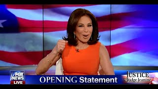 • Judge Jeanine Pirro • Hillary Clinton Is On The Run • 4/18/15 •