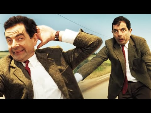 BICYCLE Bean 🚲| Mr Bean's Holiday | Funny Clips | Mr Bean Official