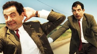 BICYCLE Bean 🚲  Mr Bean's Holiday   Funny Clips   Mr Bean Official