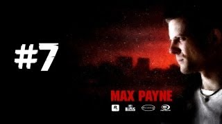 """Lets Play Max Payne - Episode 7 """"Morning Rage"""""""