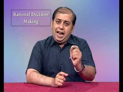 Rational Decision Making - Practical Aspects