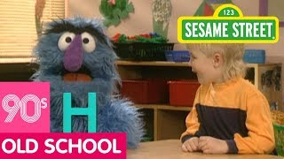 Sesame Street: Herry and Baxter Show Letter H | #ThrowbackThursday