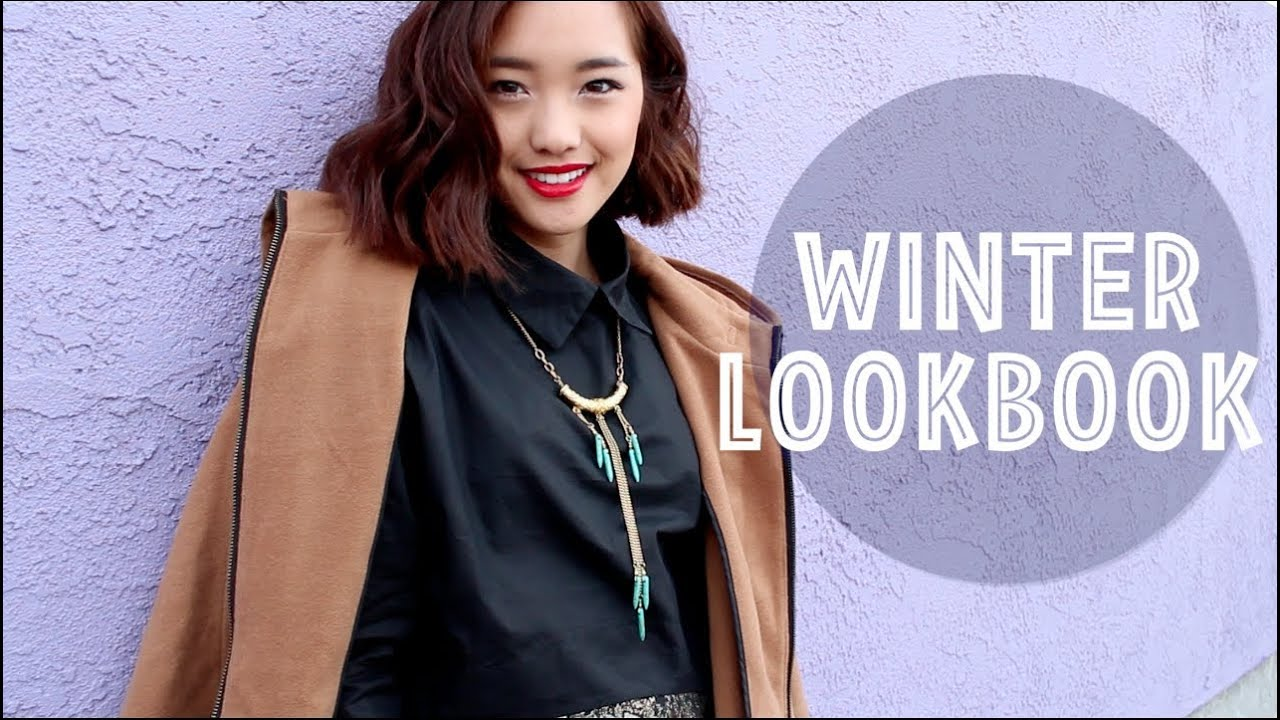 ebd910d6ee0 Winter Lookbook 2013 - YouTube