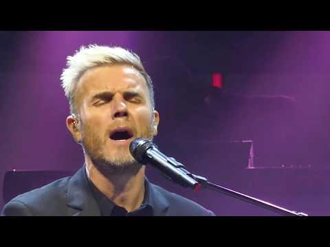 Gary Barlow - The Theatre Tour 2018 - piano ballad medley - live London Palladium 19/05/2018