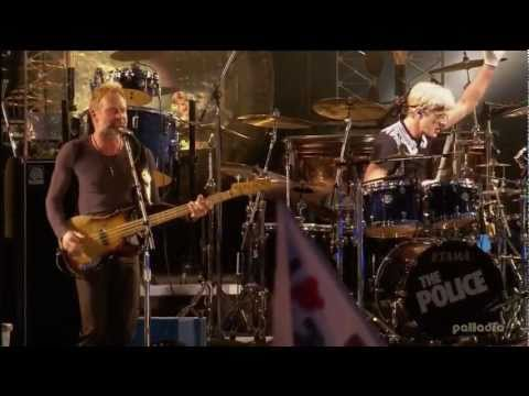The Police - Message in a Bottle - Isle of Wight 2008 - Live HD