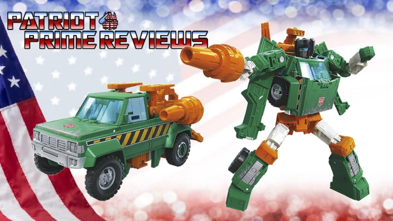 Patriot Prime Reviews Earthrise Hoist
