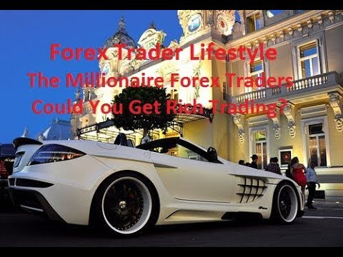 How do professional traders trade forex