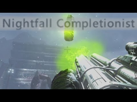 Nightfall Completionist Achievement Trophy Guide - Extinction Call Of Duty Ghosts Onslaught Tutorial