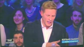 TPMP sous Hypnose : Matthieu Delormeau parle Arabe #2 - 15/02/16 - HD