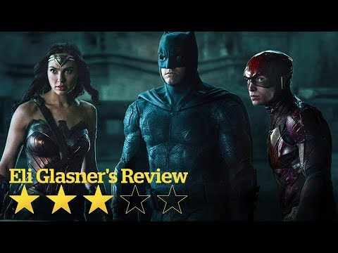 Justice League: Why the latest superheroes movie is just OK