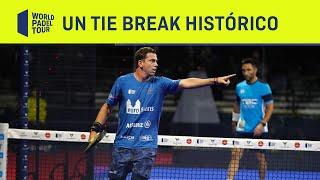 Un tie break para el recuerdo | Estrella Damm Barcelona Master 2020