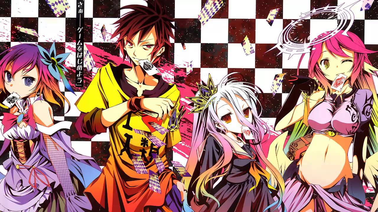 No Game No Life Maxresdefault