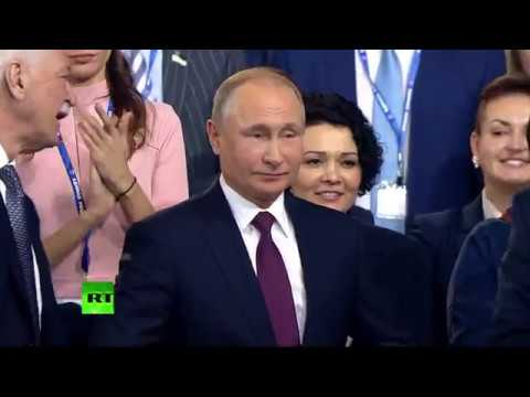 истинный рост Путина