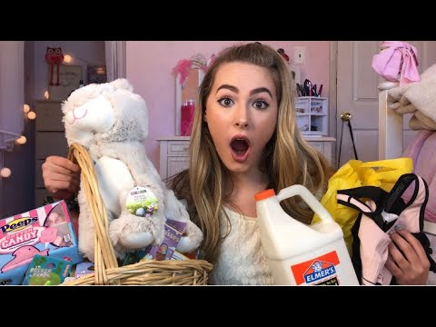 WHAT I GOT FOR EASTER 2018!