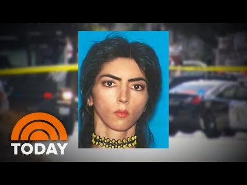 YouTube HQ Shooting Female Suspect Was 'Angry' At Company   TODAY