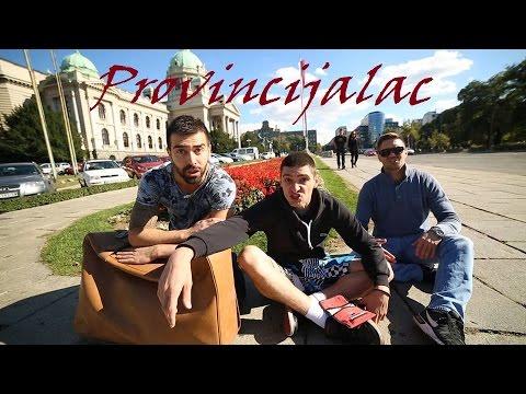 Cache & Misko Dilin & Djavo - Provincijalac (Official Video 2016)