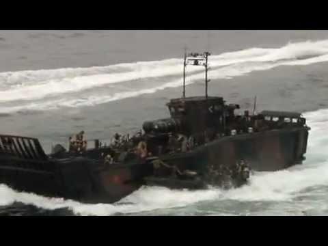 HMS Bulwark - Offshore Raiding Craft