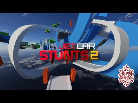 Jet Car Stunts 2 - Universal - HD Gameplay Trailer