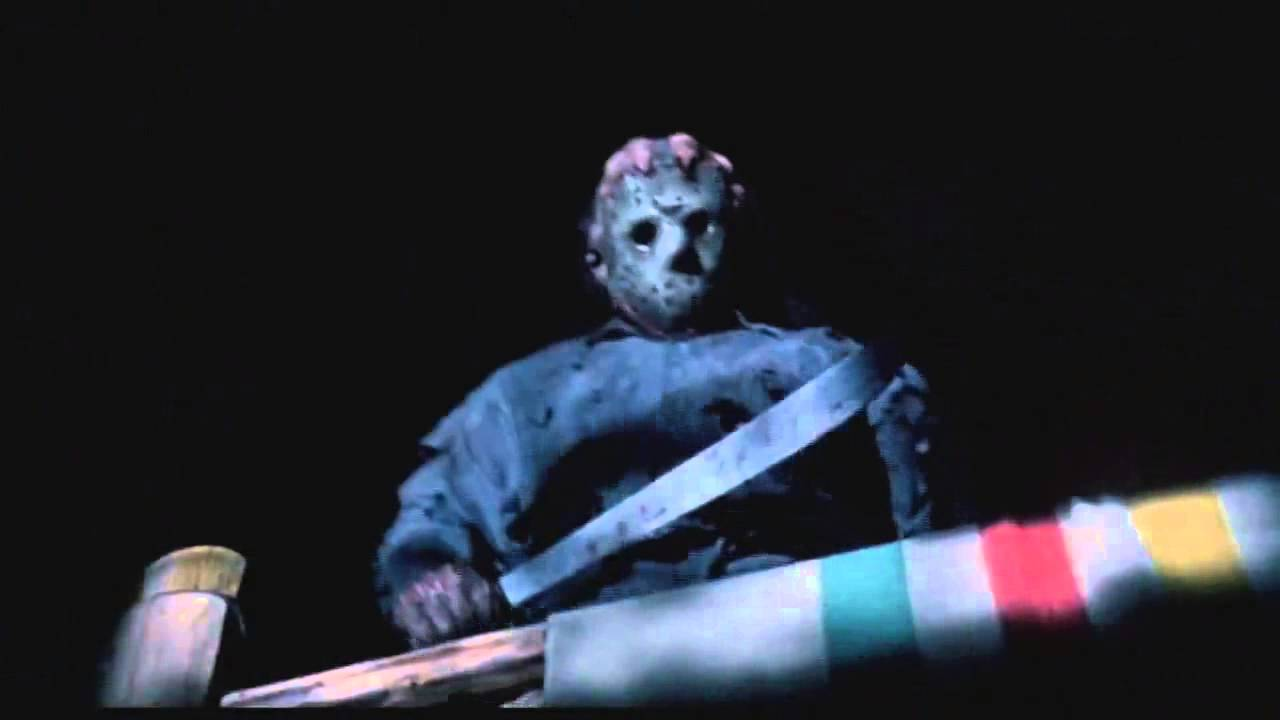 Friday the 13th. Part 9  - JASON GOES TO HELL - 1993 - Official Trailer [HD]