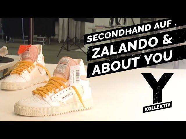 Secondhand Boom bei Zalando und About You: Nachhaltig oder smartes Business?