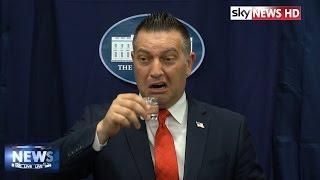 Michael Passion - US President