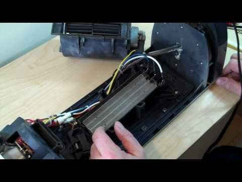 Lasko 5620 Electric Heater Repair Thermofuse Replacement
